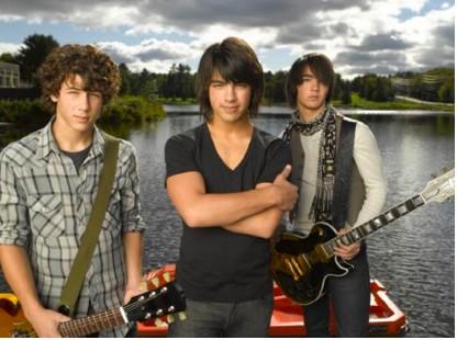 Libro de Jonas Brothers