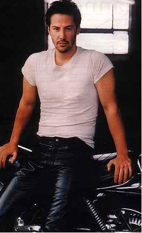 Keanu Reeves en México