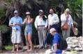 Leonardo Dicaprio y su novia en Mexico