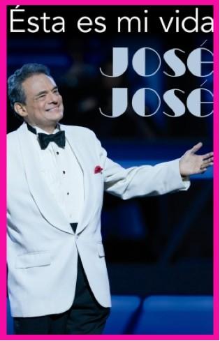 Esta es mi vida libro de José José