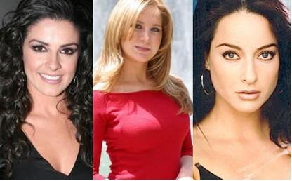 Chantal Andere, Susana González, Geraldine Bazán y Lidia Ávila moda para embarazadas en Fashion Week