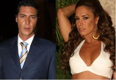 Lis Vega y Maurico Aspe