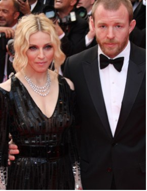 Agresiones entre Madonna y Guy Ritchie