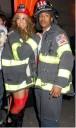 Mariah Carey y su esposo festejan halloween