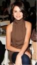 Selena Gomez en Fashion Week