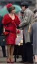 Penelope Cruz en rodaje de Nine