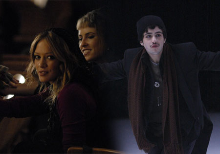 "Fotos oficiales de ""Safety Glass"" película con Hilary Duff y Josh Peck"