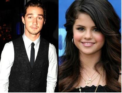 Selena Gomez enamorada de Shia LaBeouf