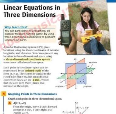Vanessa Hudgens en libro de Matemáticas