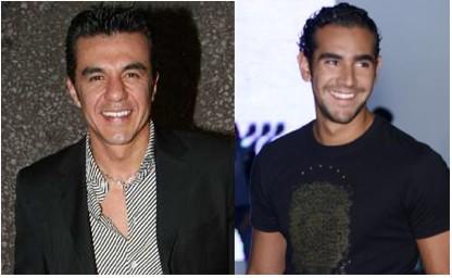 La ex esposa de Adrián Uribe sale con Hugo Sanchez Jr.
