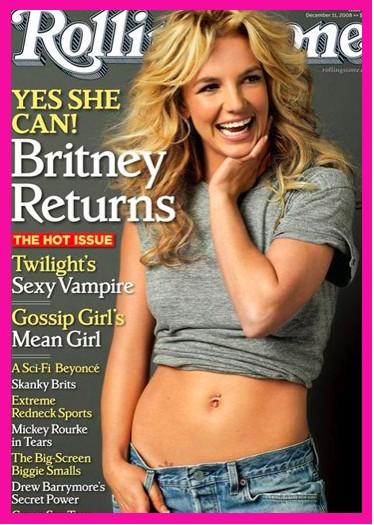 Britney Spears en Rolling Stone