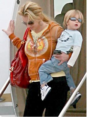 Hijo de Britney Spears hospitalizado