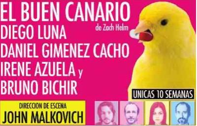 Camila Sodi en la Presentación de El Buen Canario con Diego Luna