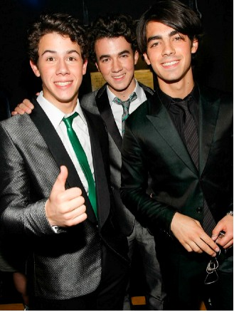 Jonas Brothers en los American Music Awards