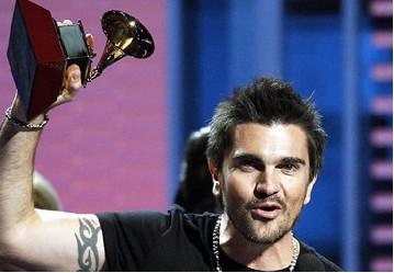 Ganadores del Grammy Latino 2008