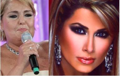 Dulce se alegra de no ver a Lupita D´alessio en El show de los Sueños