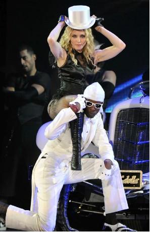 Exigencias de Madonna para su estancia en México