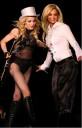 Madonna con Britney Spears