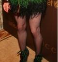 Madonna look navideño