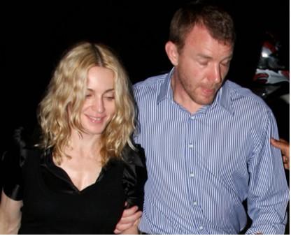 Fan de Madonna intenta matar a Guy Ritchie