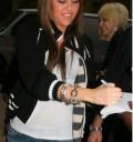 Miley Cyrus atiende a sus fans