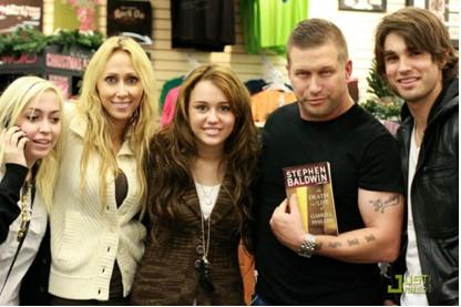 Hijas de Barack Obama en Hannah Montana