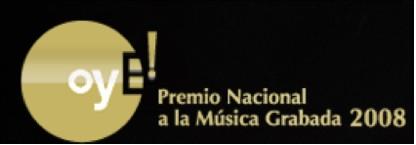 Ganadores de Premios OYE 2008