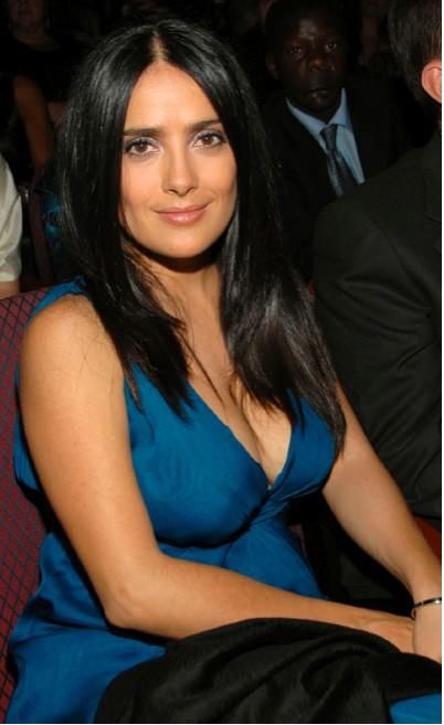 Salma hayek en heroes cnn tv y espect culos for Espectaculos televisa recientes