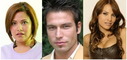 Somos con Rafael Amaya, Vanessa Bauche y Rafael Amaya