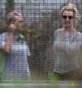 Britney Spears y Jamie Lynn de paseo