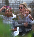 Jamie Lynn y Britney Spears de paseo