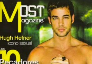 William Levy en Revista Most