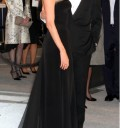 Brad Pitt y Angelina Jolie en Los Angeles