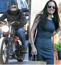 Brad Pitt y Angelina Jolie en Nueva Orleans