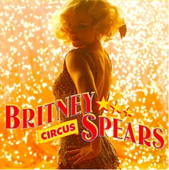 Portada del sencillo Circus de Britney Spears