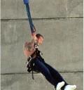David Beckham salta del Bungy