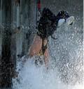 David Beckham salta de un puente en Bungy