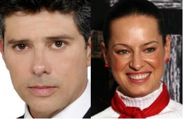 Paco de la O confirma romance con Gaby Platas