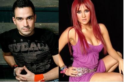 Dulce María quiere a Poncho Herrera en su nuevo disco