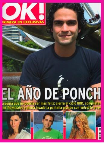 Poncho Herrera en OK!