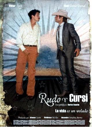 Gael García no asistió a la Premier de Ruco y Cursi en México