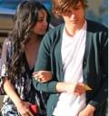 Vanessa y Zac Efron