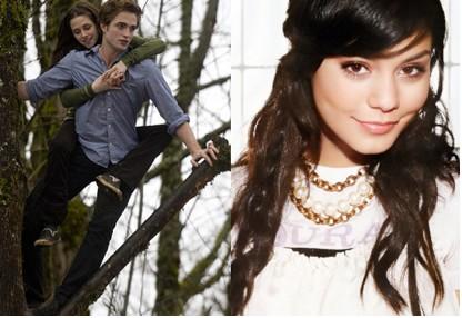 Vanessa Hudgens podría participar en la segunda parte de Twilight
