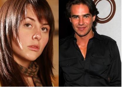 Jorge Poza acepta que vive un romance con Zuria Vega