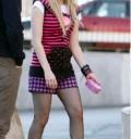 Avril Lavigne con su nueva linea de ropa