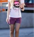 Avril Lavigne usa su ropa
