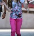 Avril Lavigne muestra su linea de ropa