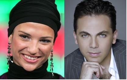 Cristian Castro grabó tema con Natalia Jimenez