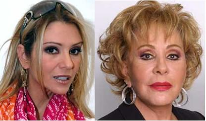 Daniela Castro matará a Silvia Pinal en Mujeres Asesinas