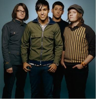 Firma de Autúgrafos de Fall Out Boy
